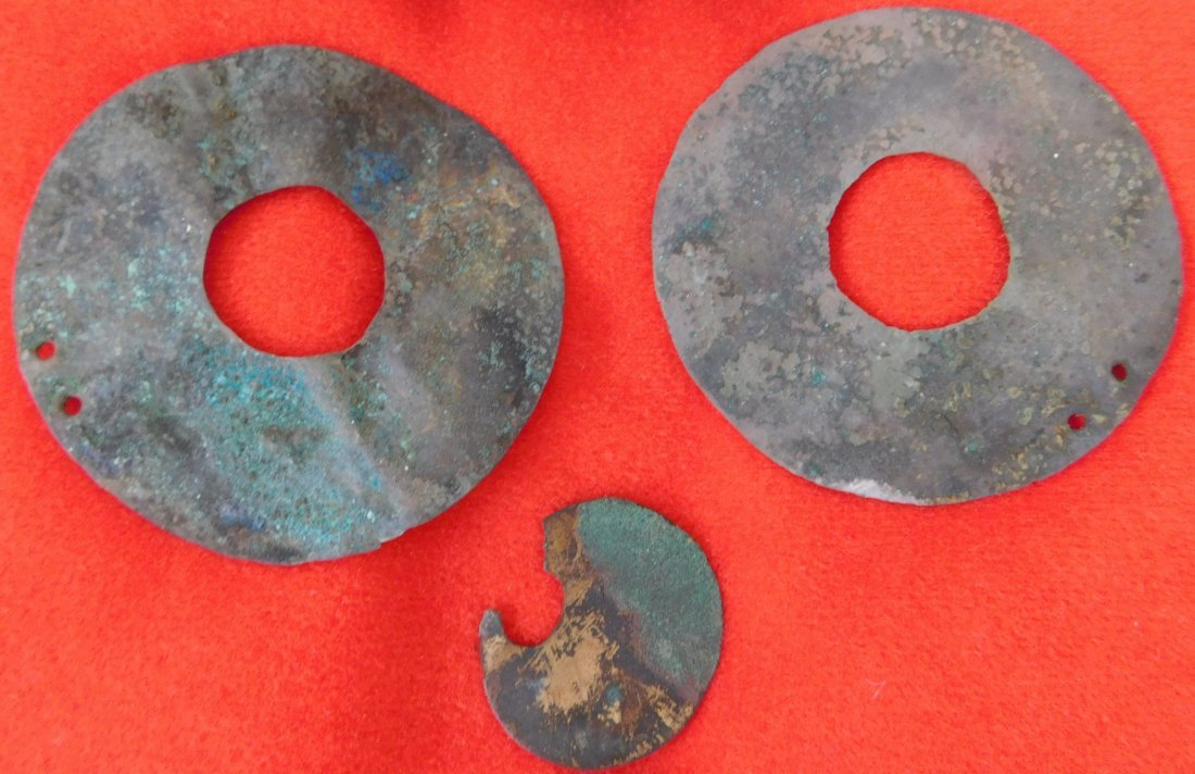 Pre-Columbian Silver & Gold - 3