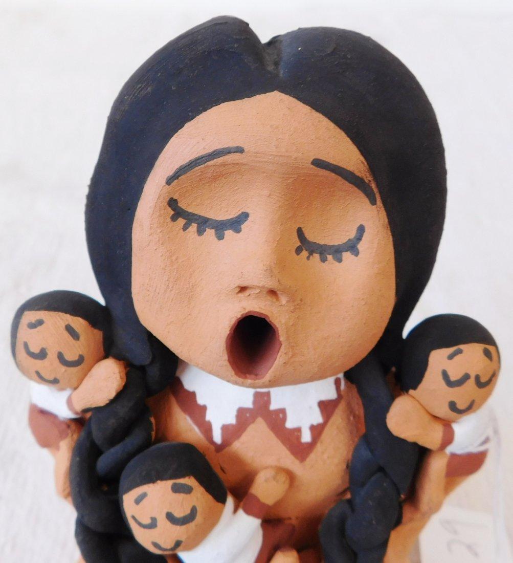 Choctaw Storyteller Doll - 2