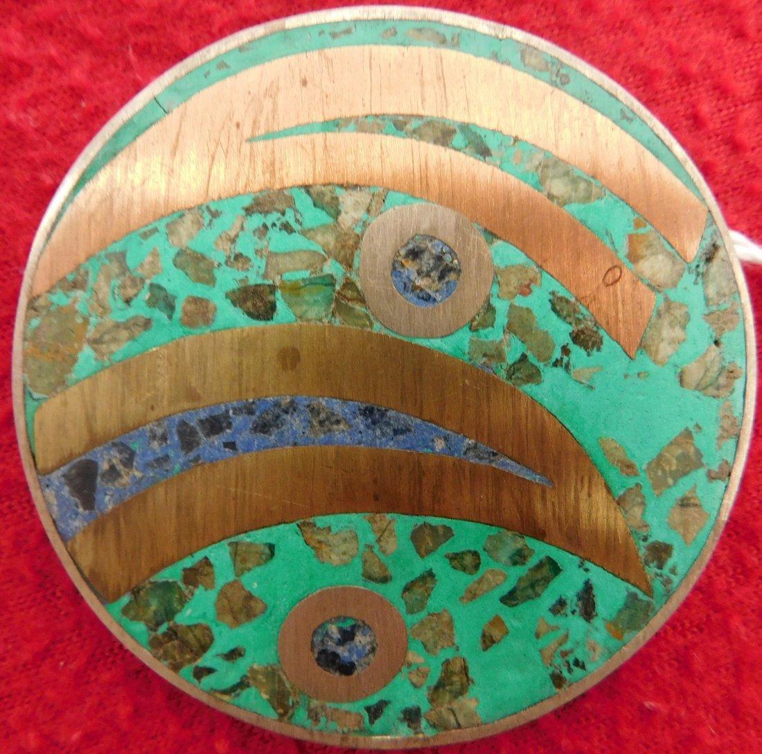 Antique Mexican Pin