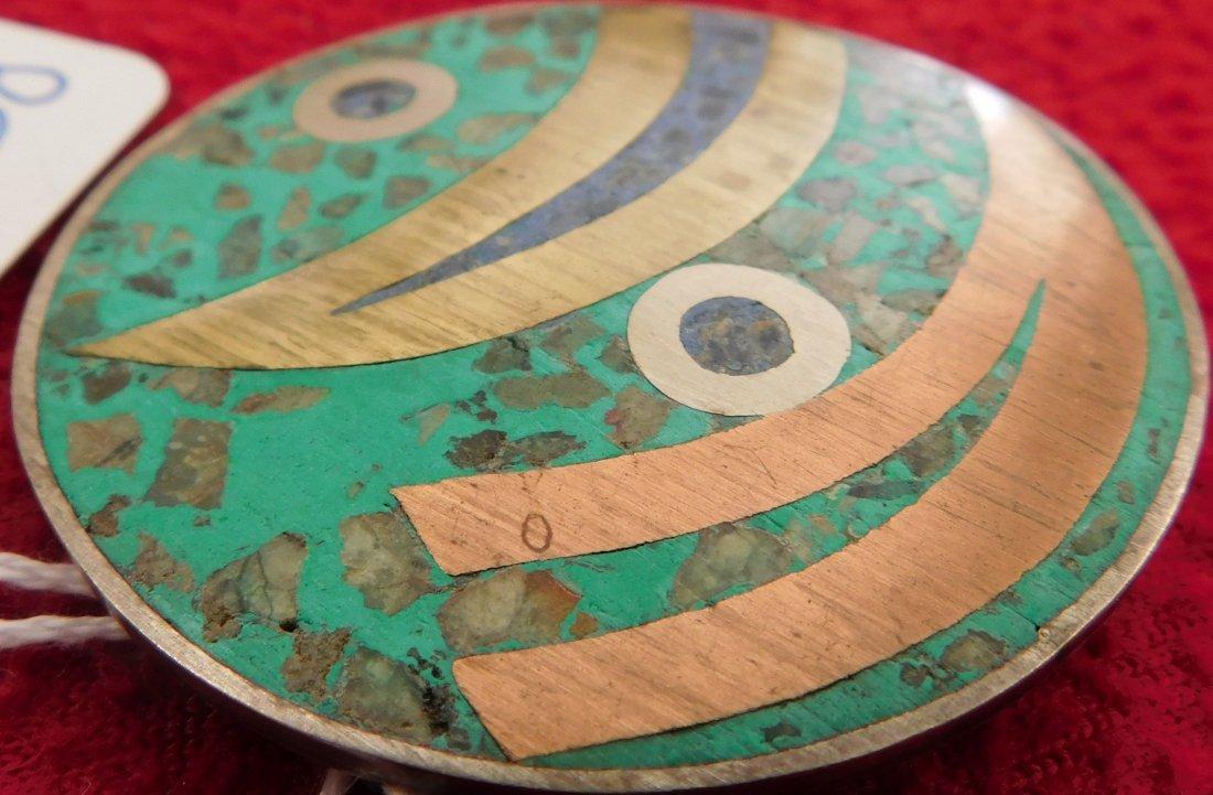 Antique Mexican Pin - 4