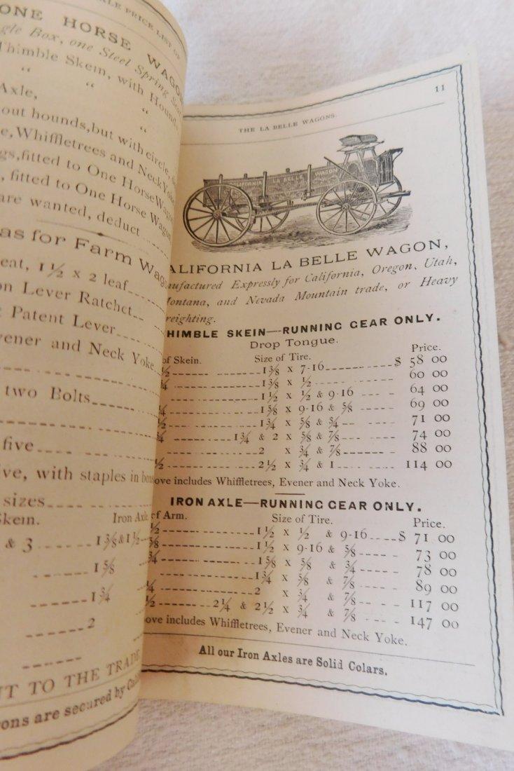 4 Antique Wagon Catalogs - 10
