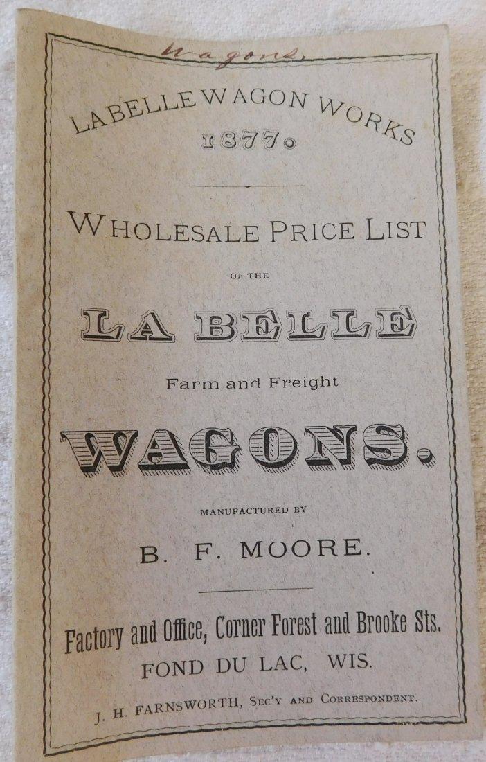 4 Antique Wagon Catalogs - 2
