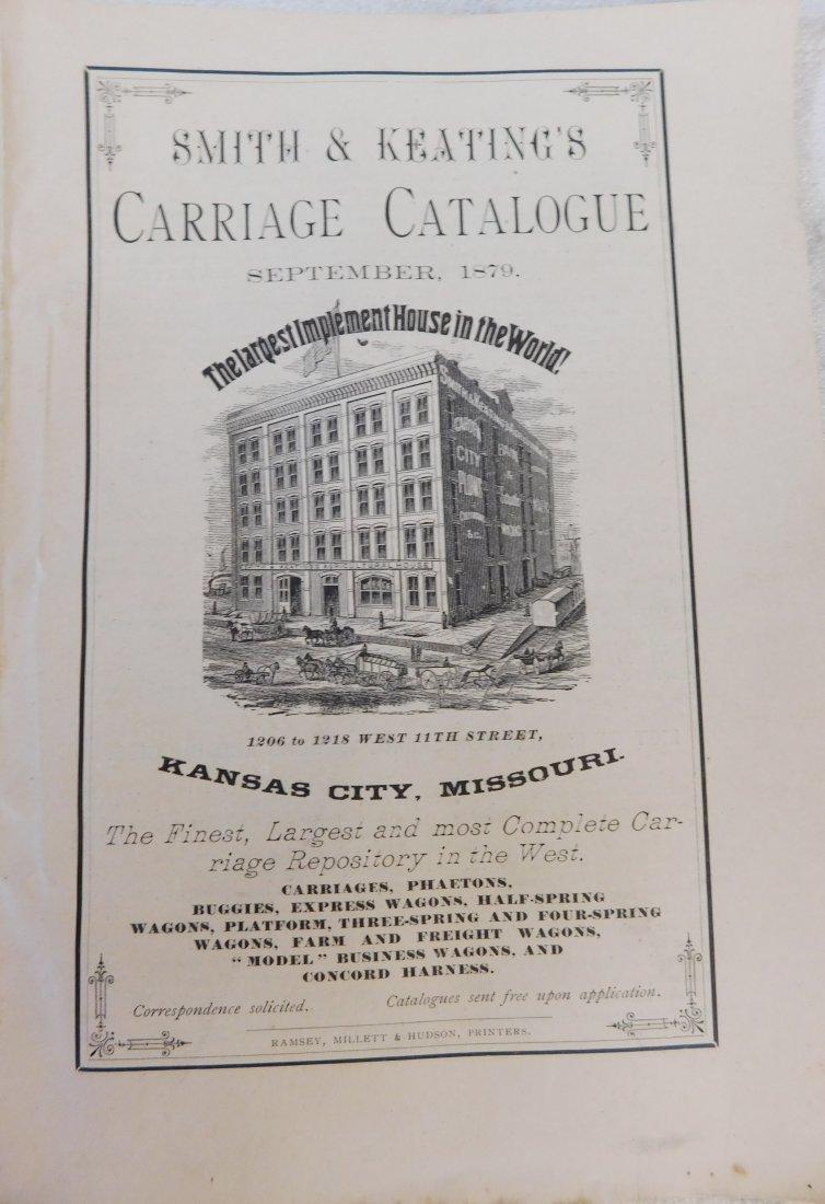 4 Antique Wagon Catalogs - 3