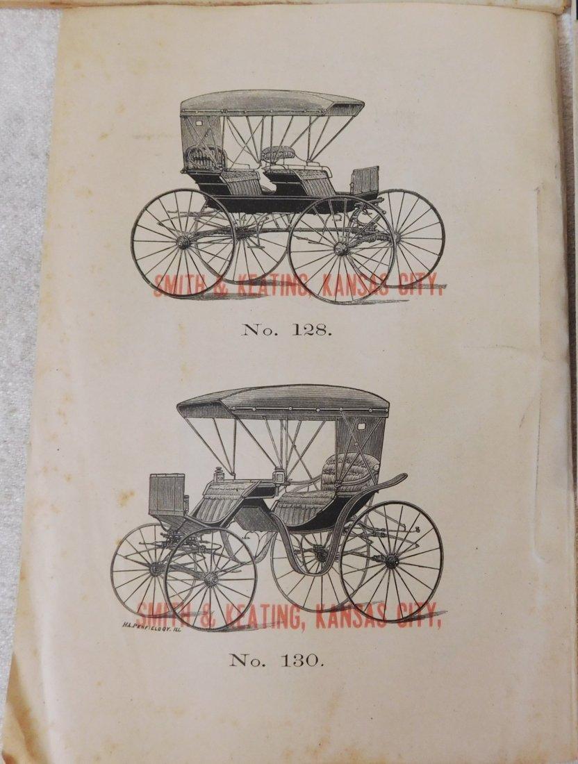 4 Antique Wagon Catalogs - 7