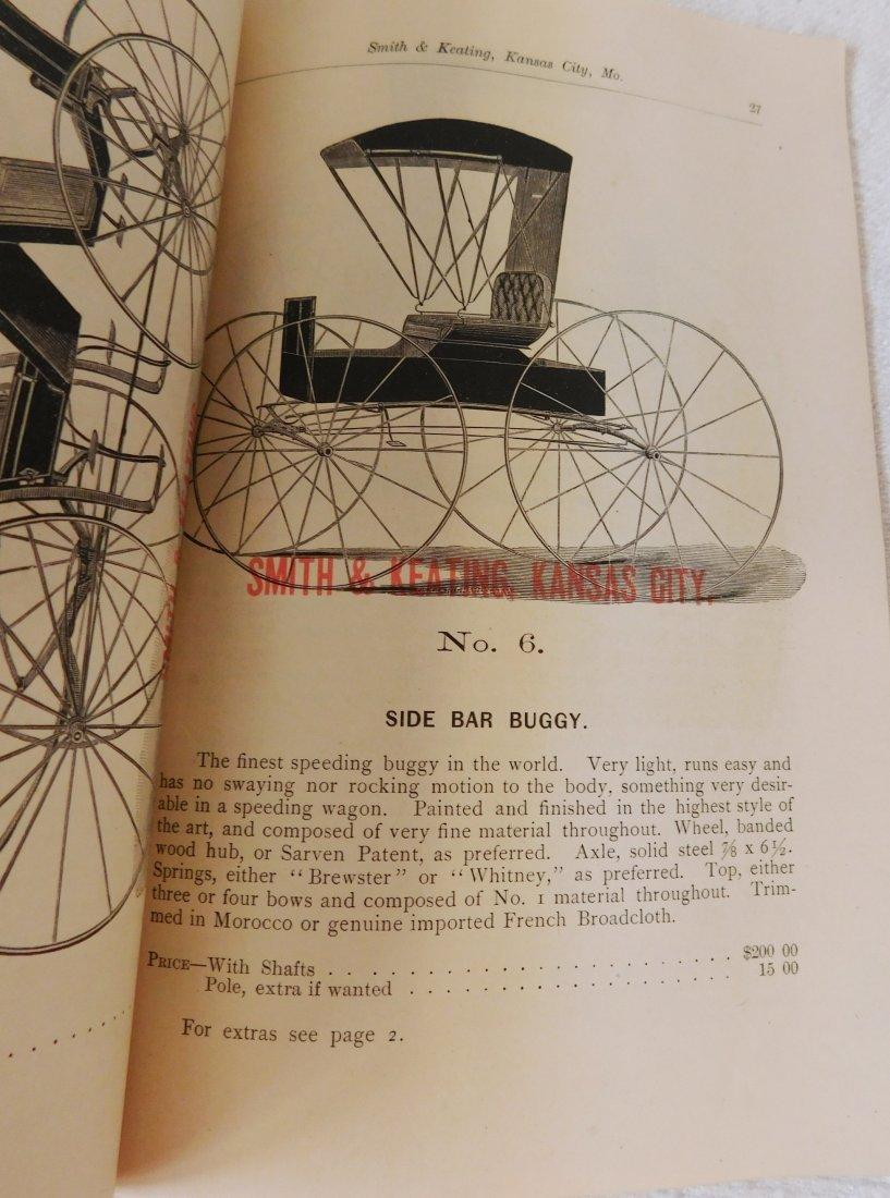 4 Antique Wagon Catalogs - 9