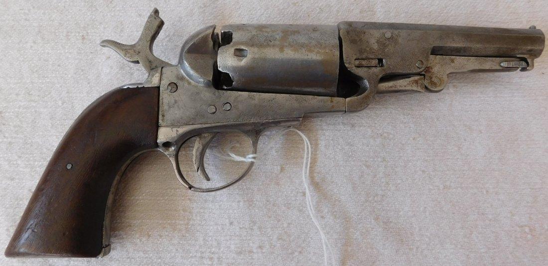 Civil War Pistol - 10