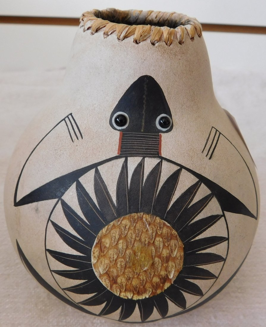 Painted Gourds - 4
