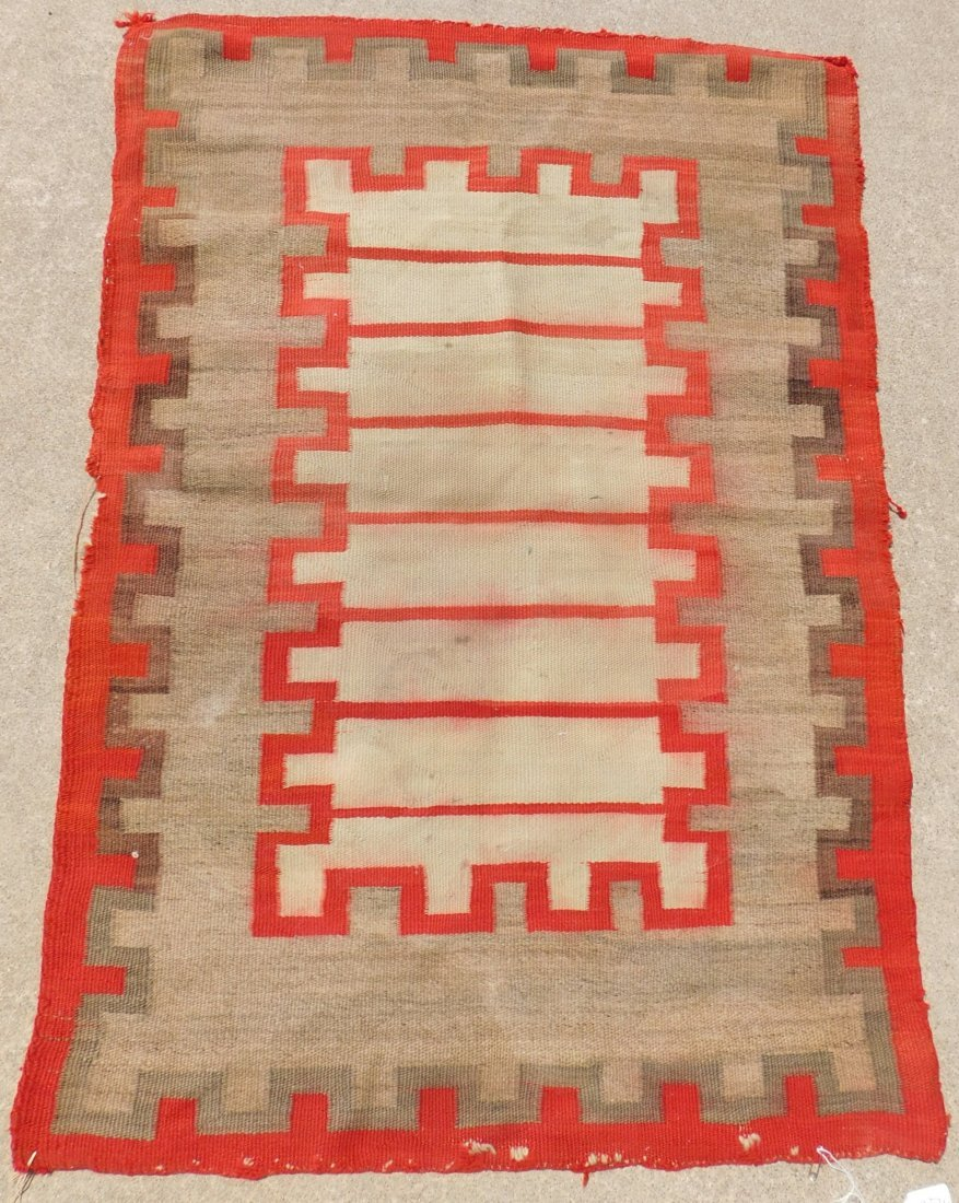 Navajo Crystal Weaving