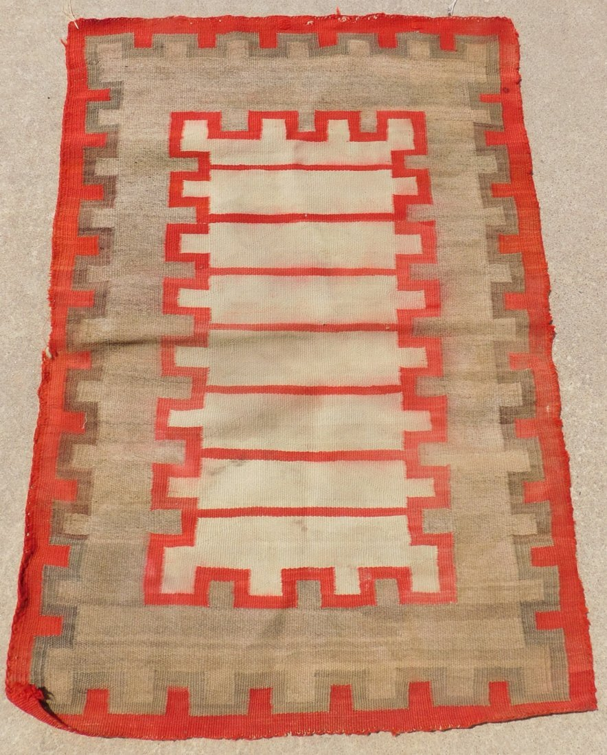 Navajo Crystal Weaving - 7