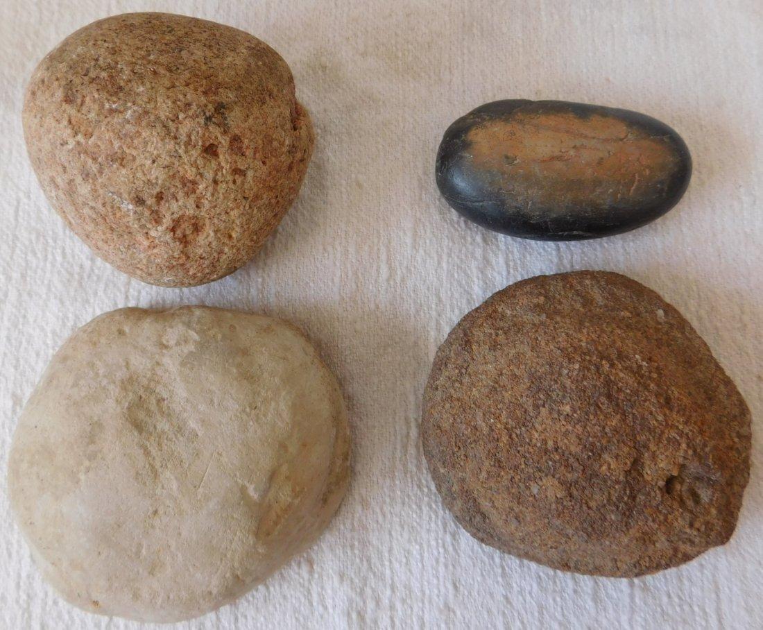 5 Southern California Pre-Historic Relics - 7