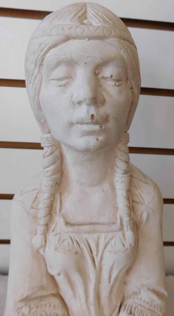 Native American Sculpture - 2