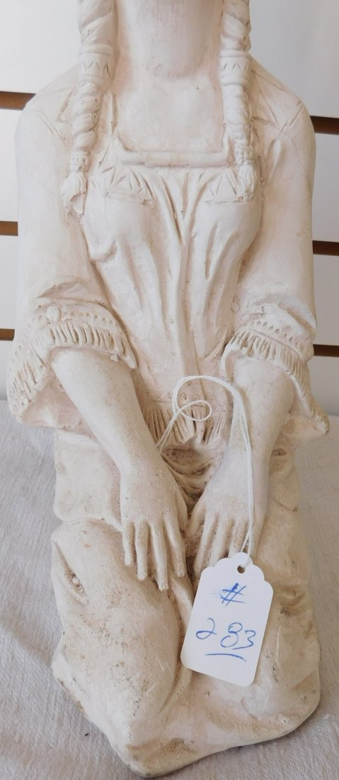 Native American Sculpture - 3