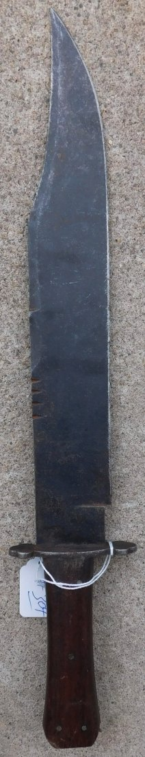 Antique California Bowie Knife - 6