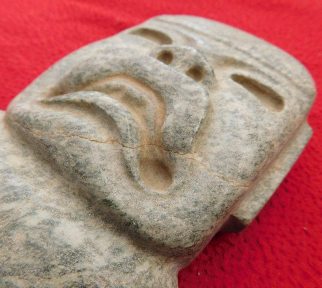 Olmec Stone Figure - 10