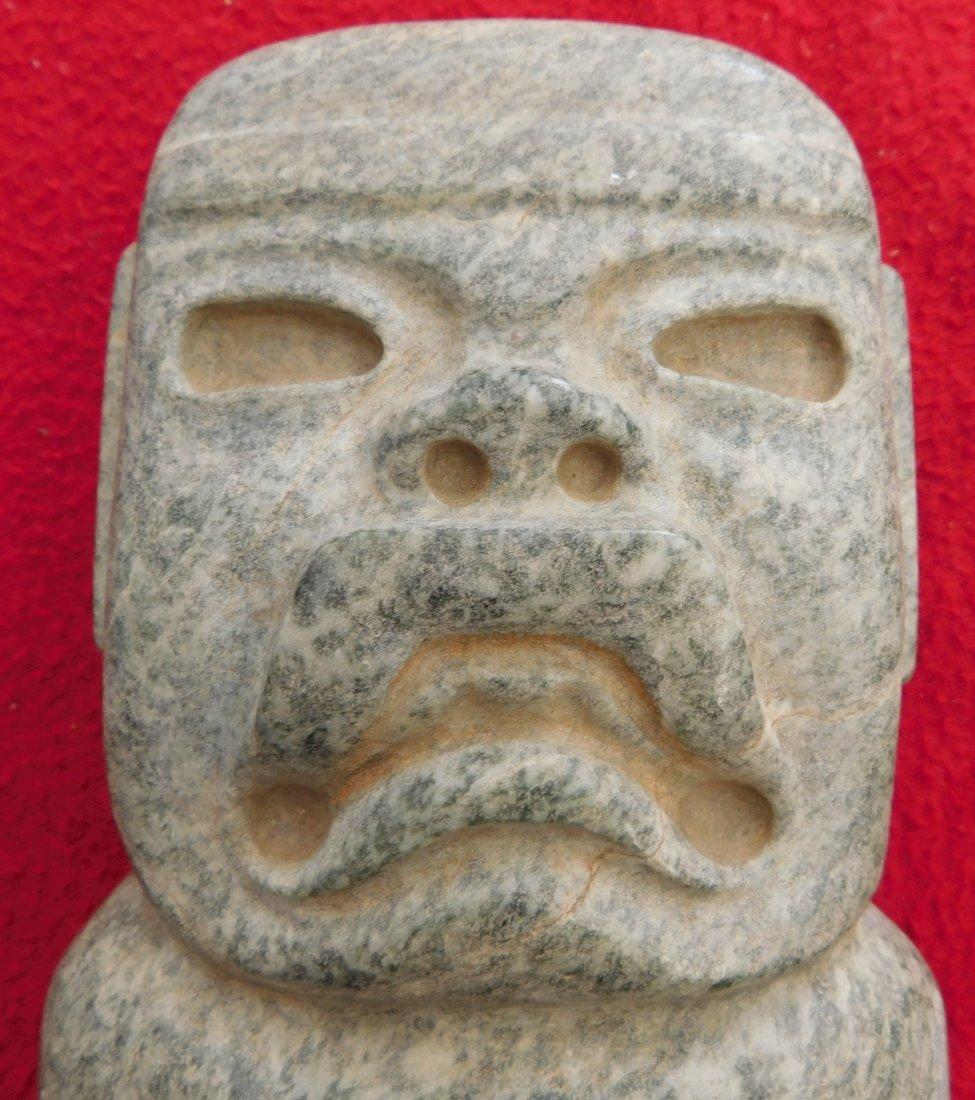 Olmec Stone Figure - 2