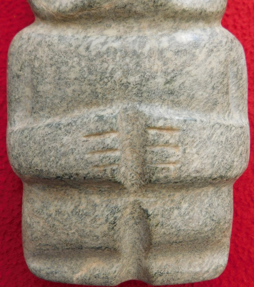 Olmec Stone Figure - 3