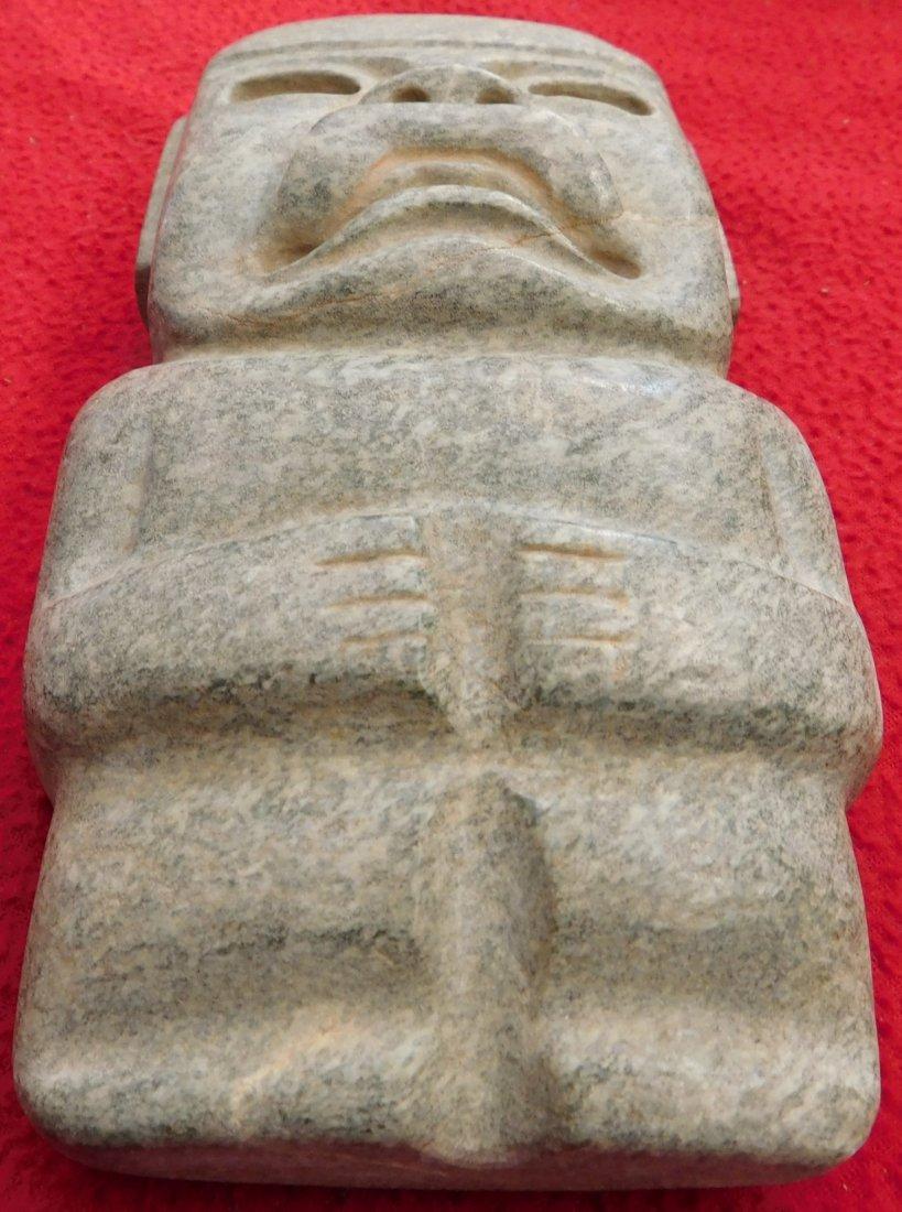 Olmec Stone Figure - 5