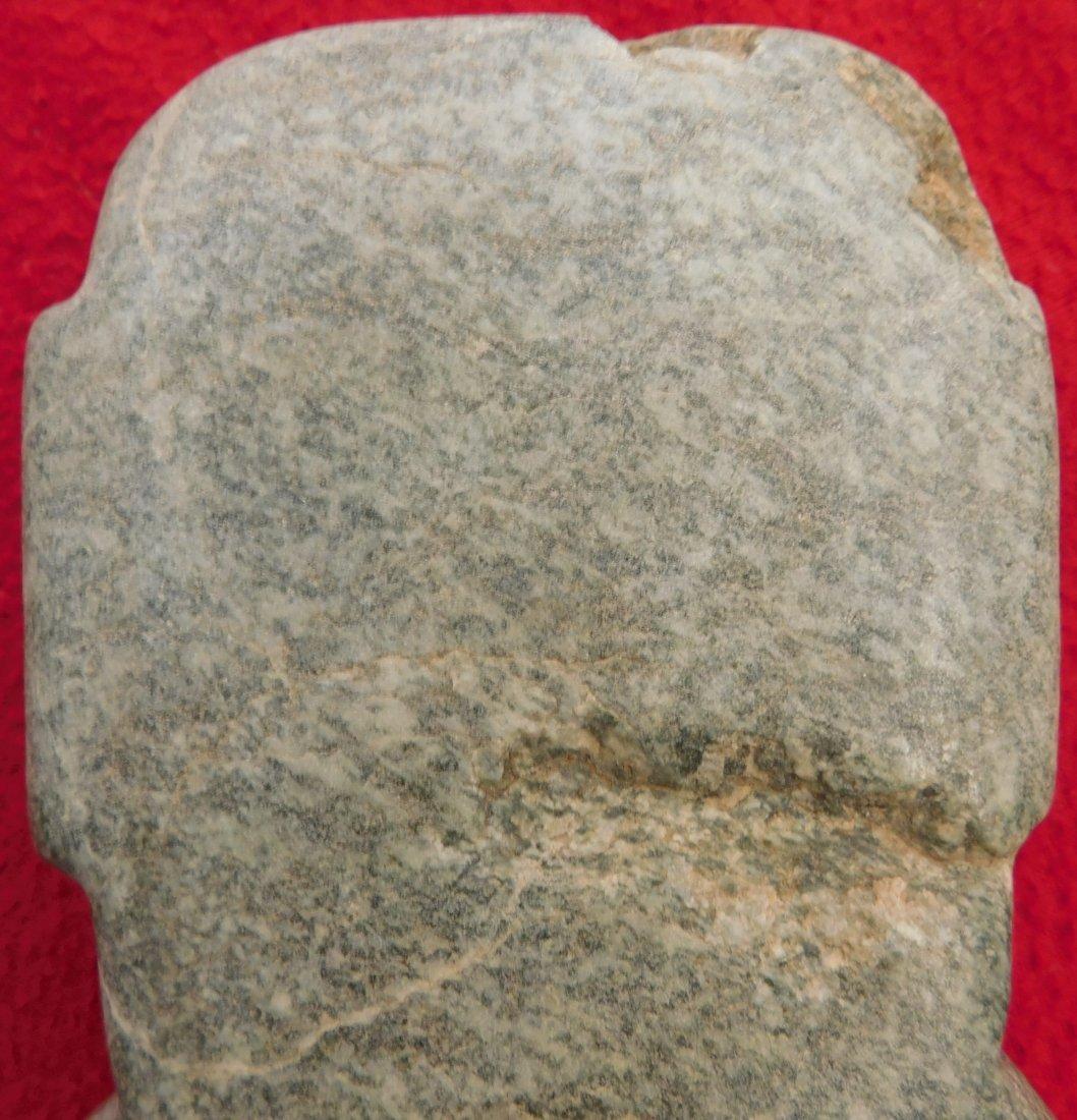 Olmec Stone Figure - 8