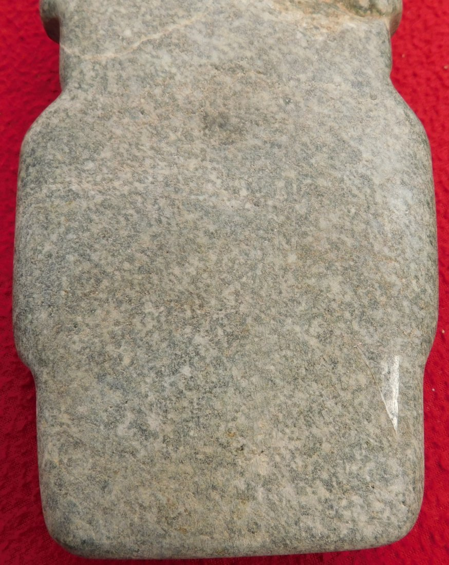 Olmec Stone Figure - 9