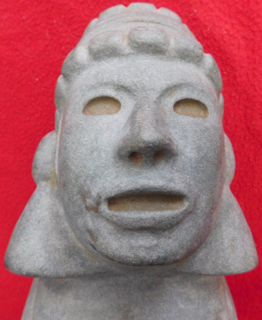 Aztec Stone Figure - 2