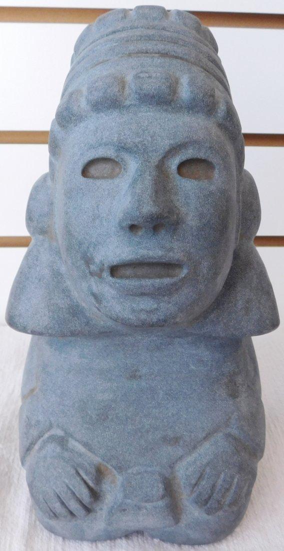 Aztec Stone Figure - 9