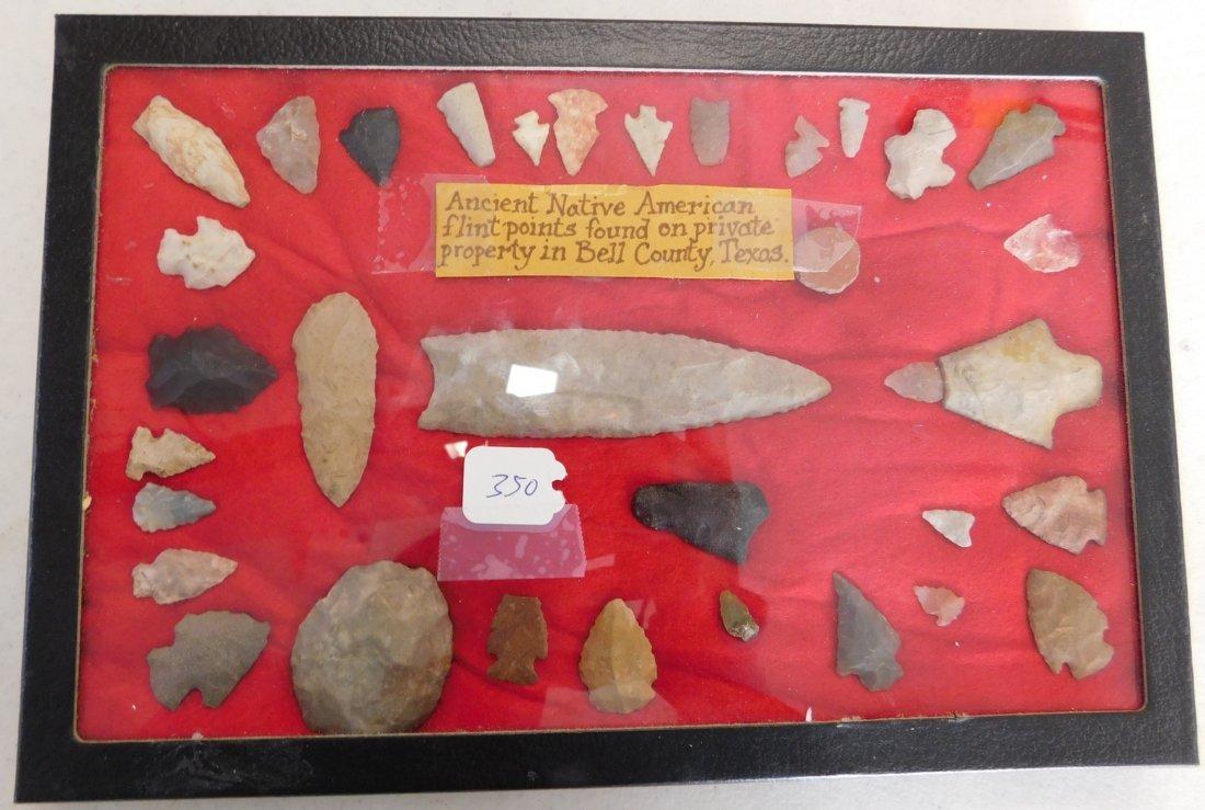 Texas Flint Artifacts