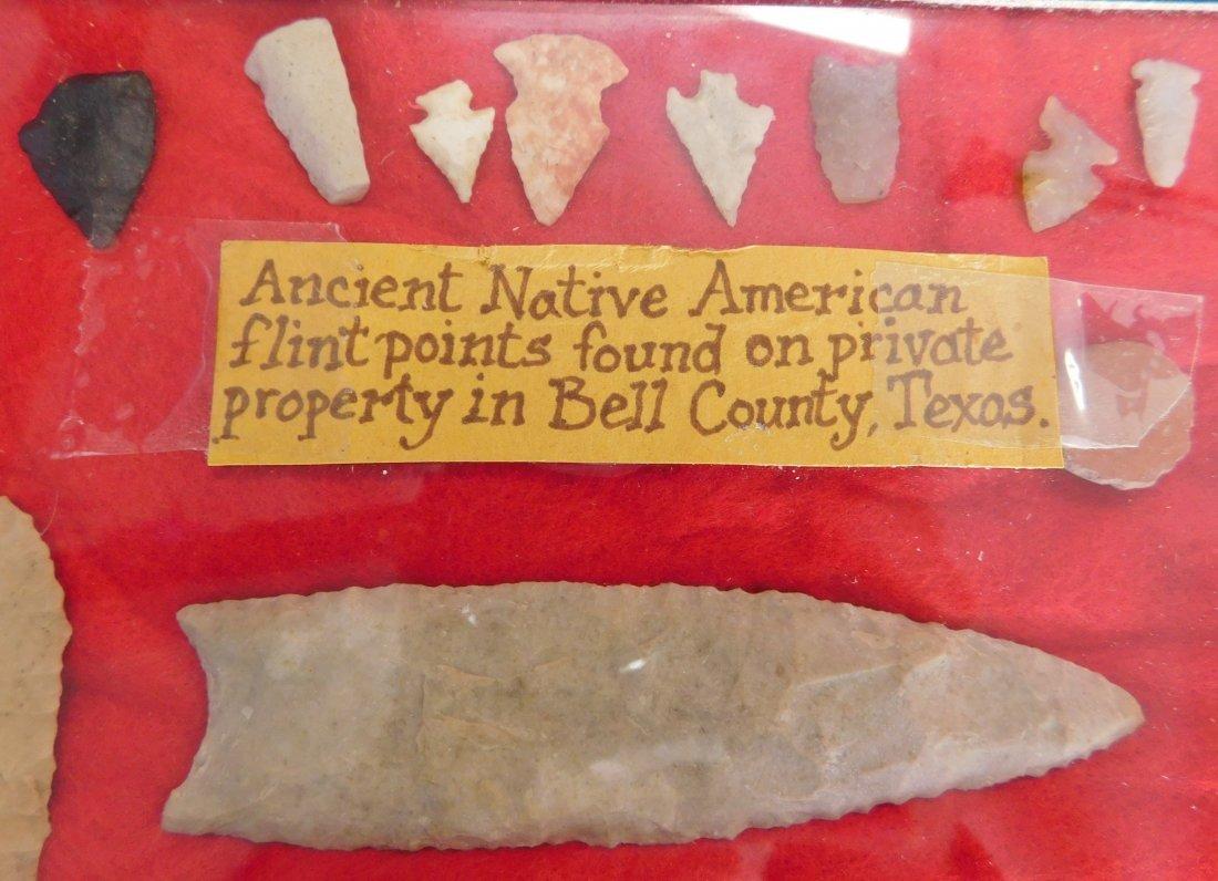 Texas Flint Artifacts - 2