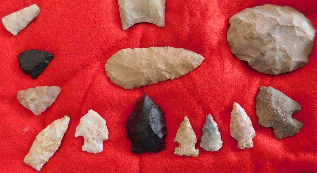 Texas Flint Artifacts - 4