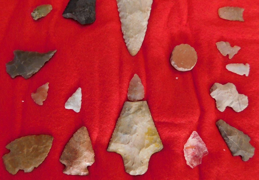 Texas Flint Artifacts - 7