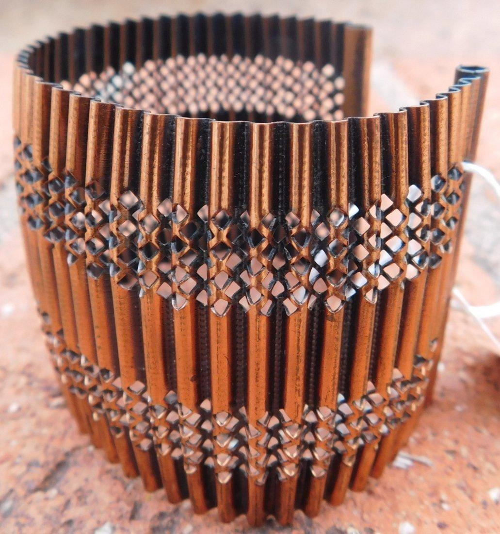 Mexican Copper Cuff - 2