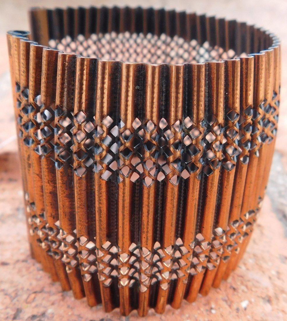 Mexican Copper Cuff - 3