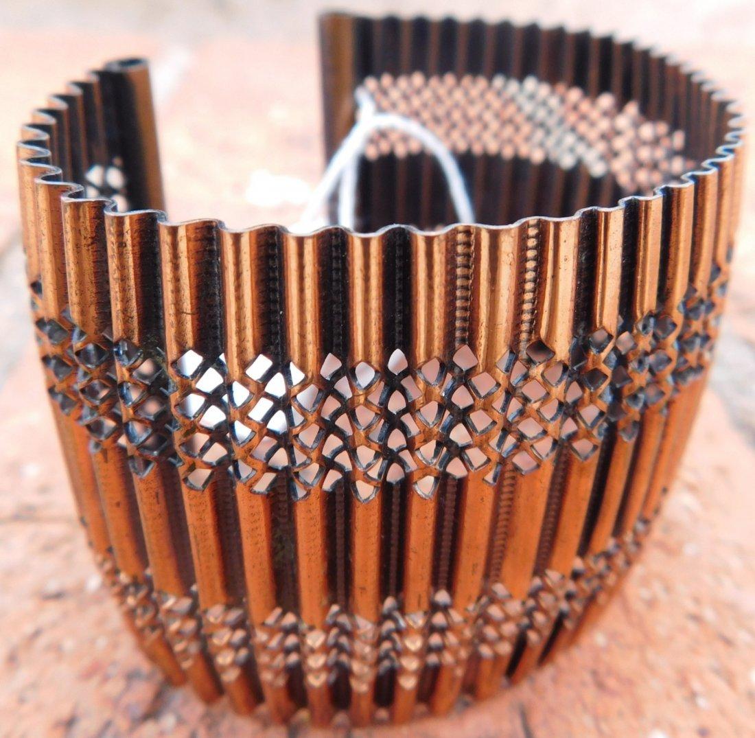 Mexican Copper Cuff - 6