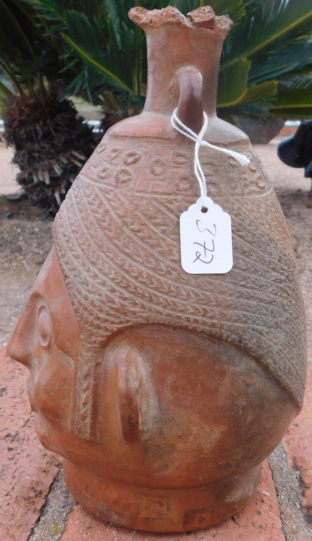 Pre-Columbian Pottery Vessel - 2