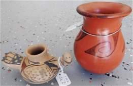 2 Native American Ceramics