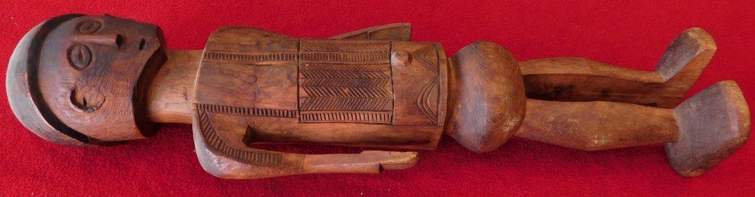 Polynesian Wood Sculpture - 10