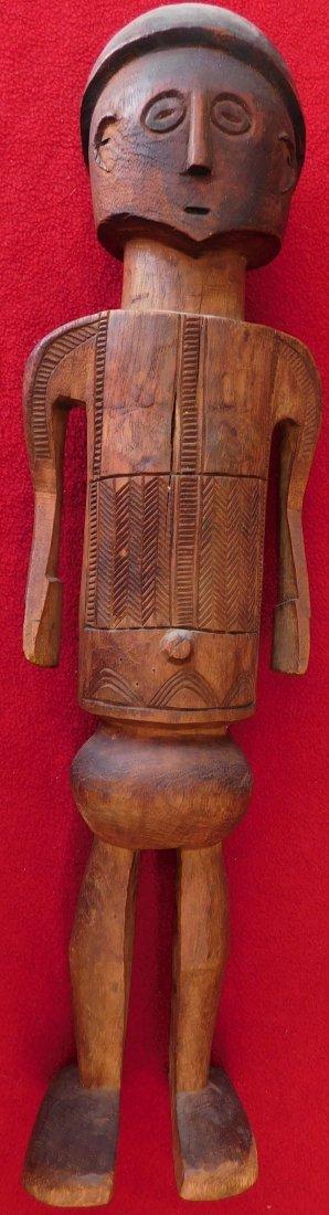 Polynesian Wood Sculpture