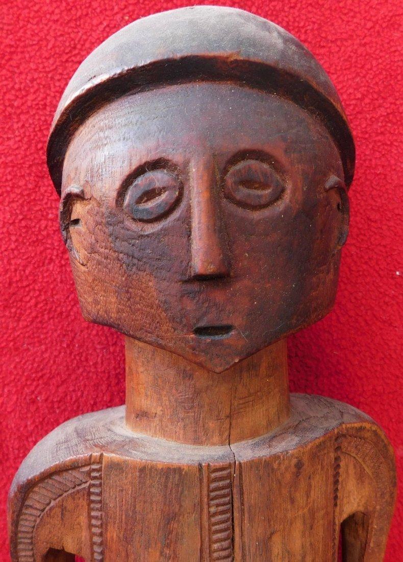 Polynesian Wood Sculpture - 2
