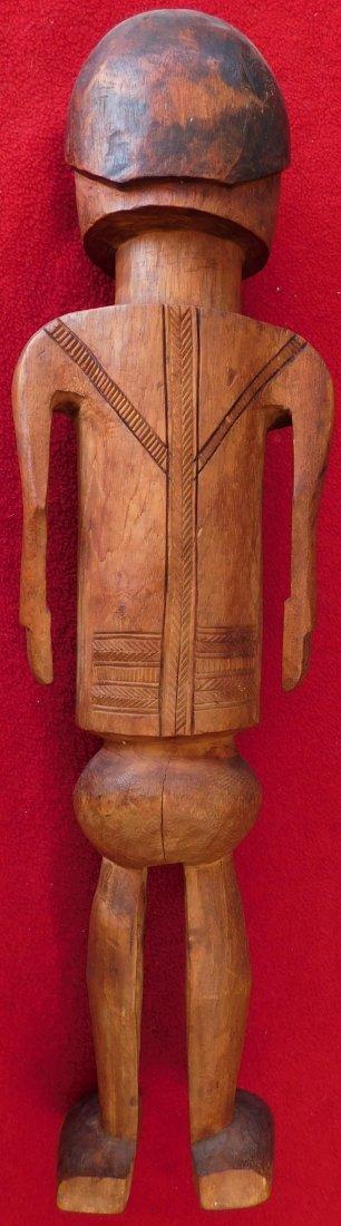 Polynesian Wood Sculpture - 6