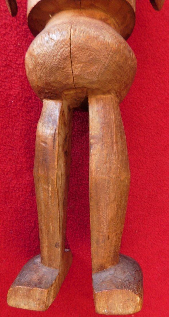 Polynesian Wood Sculpture - 9