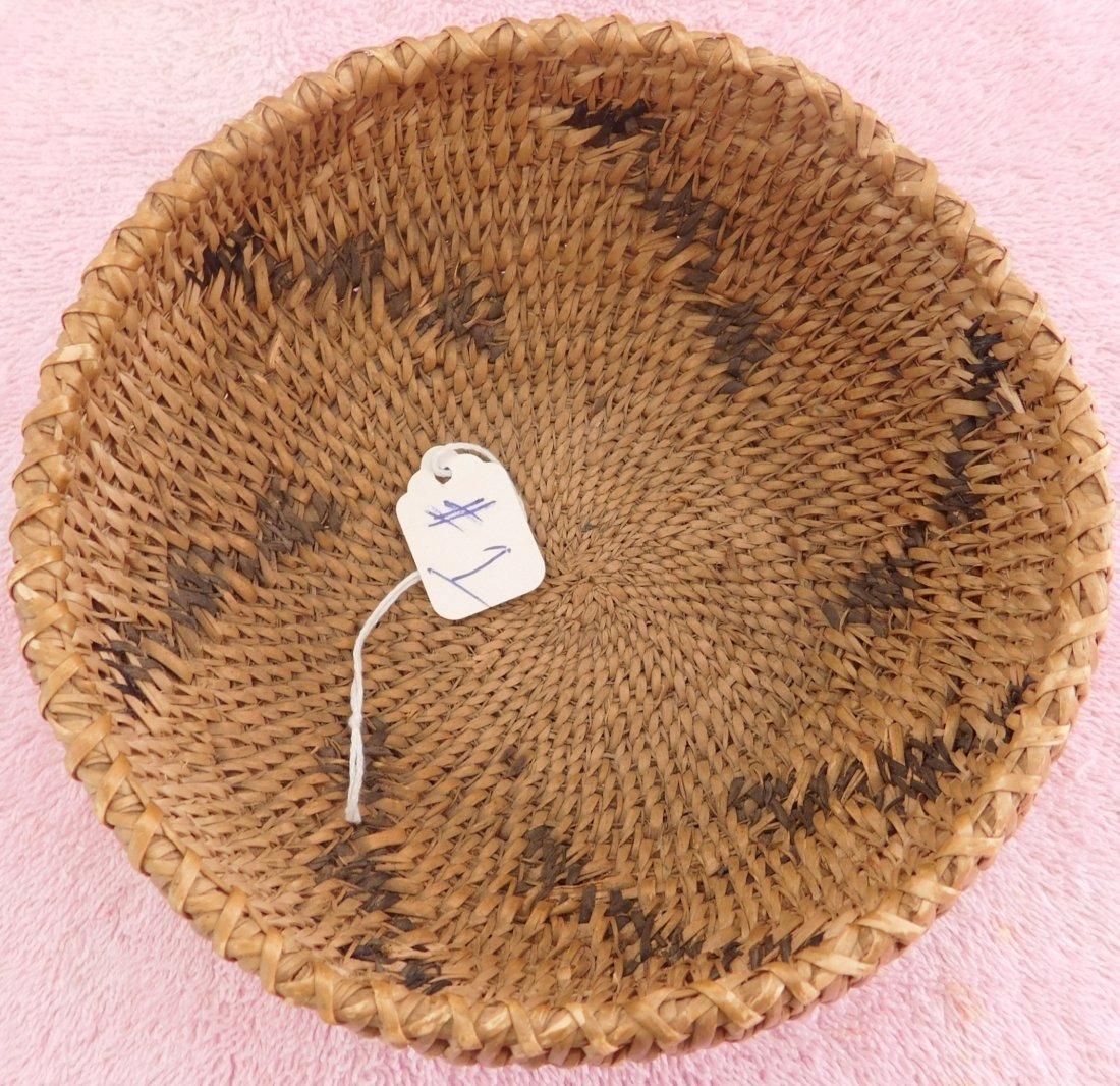Washoe Basketry Bowl