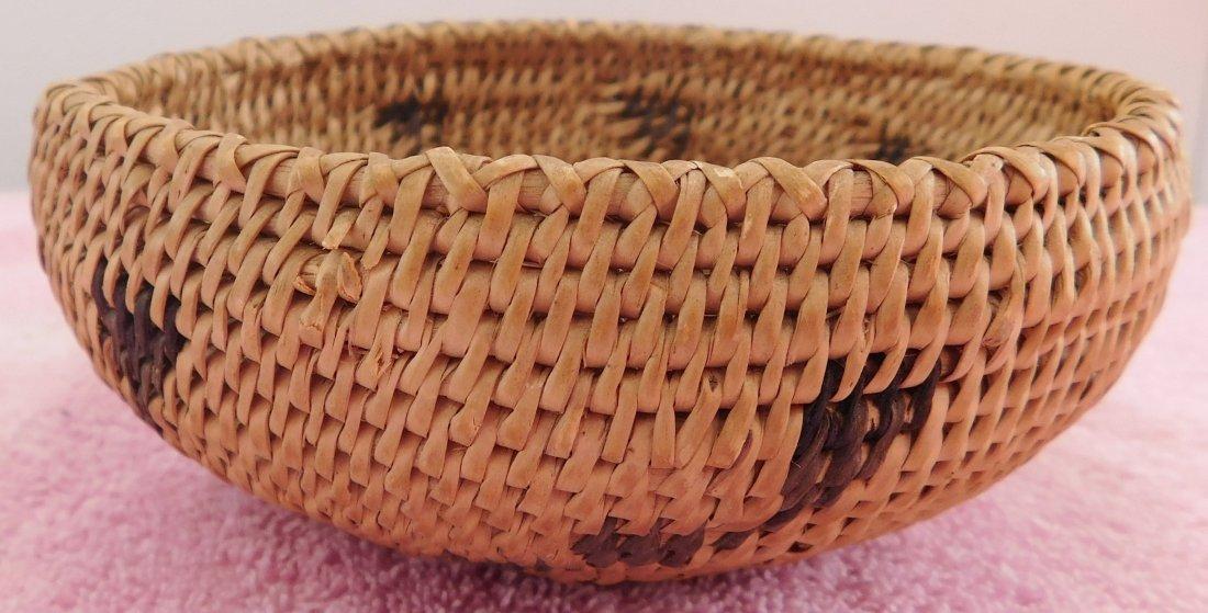Washoe Basketry Bowl - 3