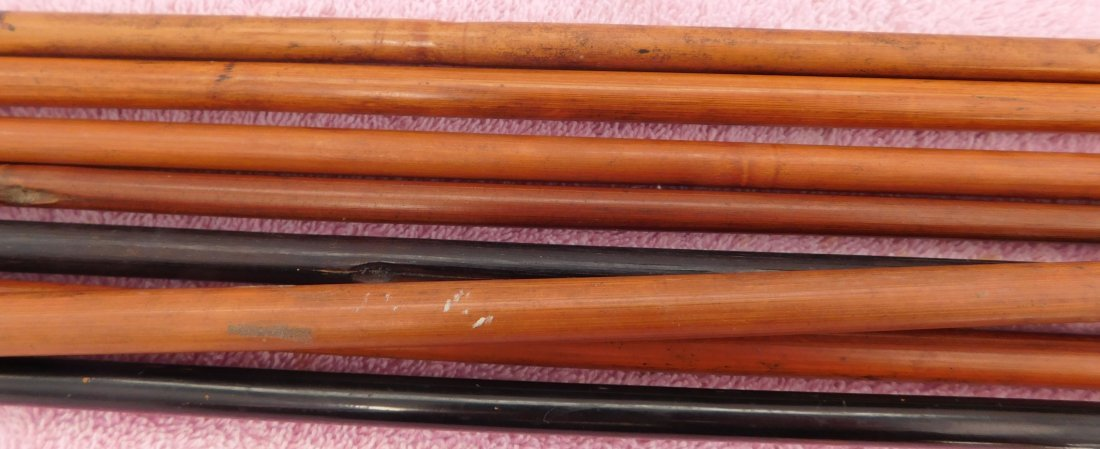Collection of 8 Japanese Arrows - 4
