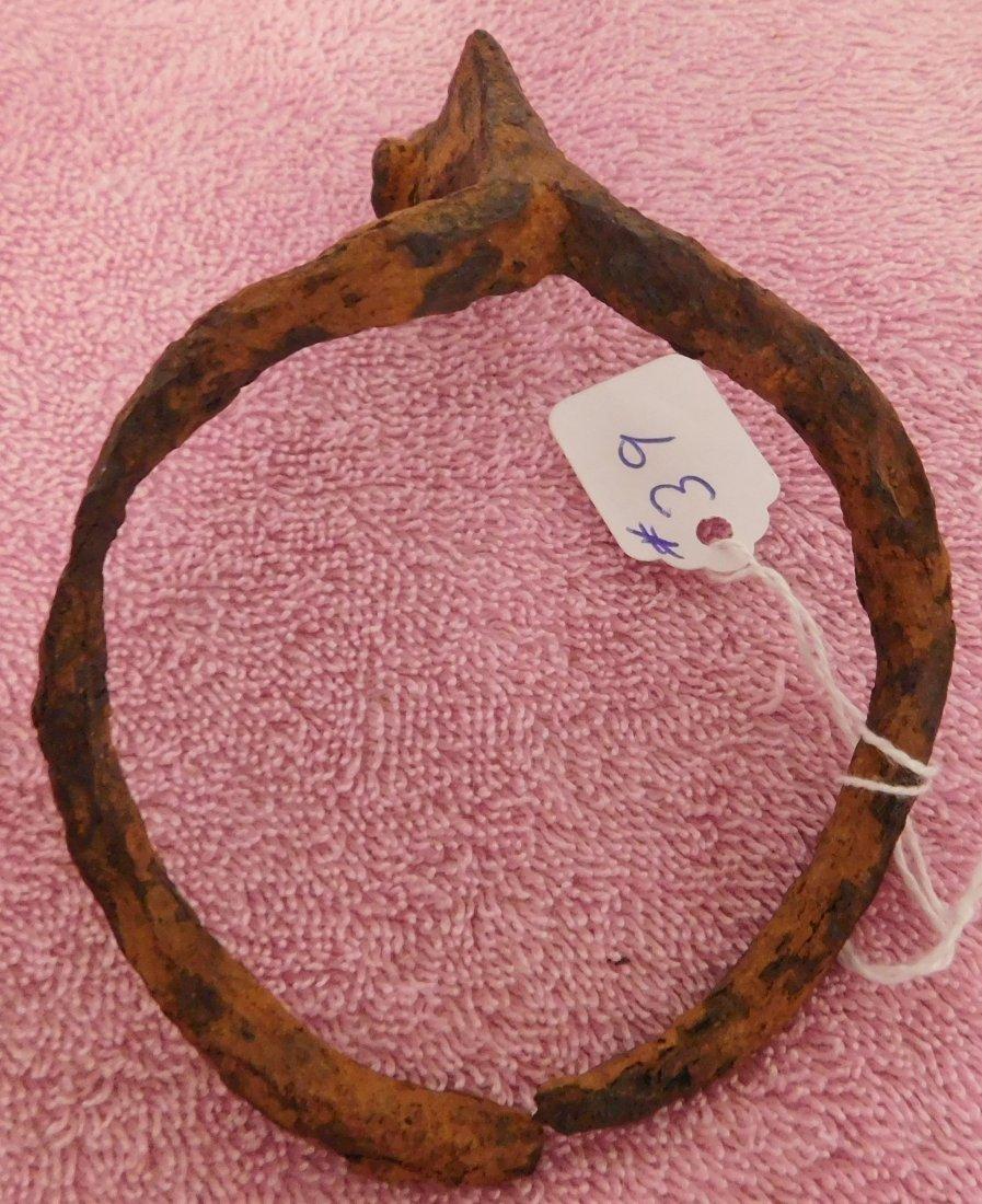Iron African Bracelet - 7