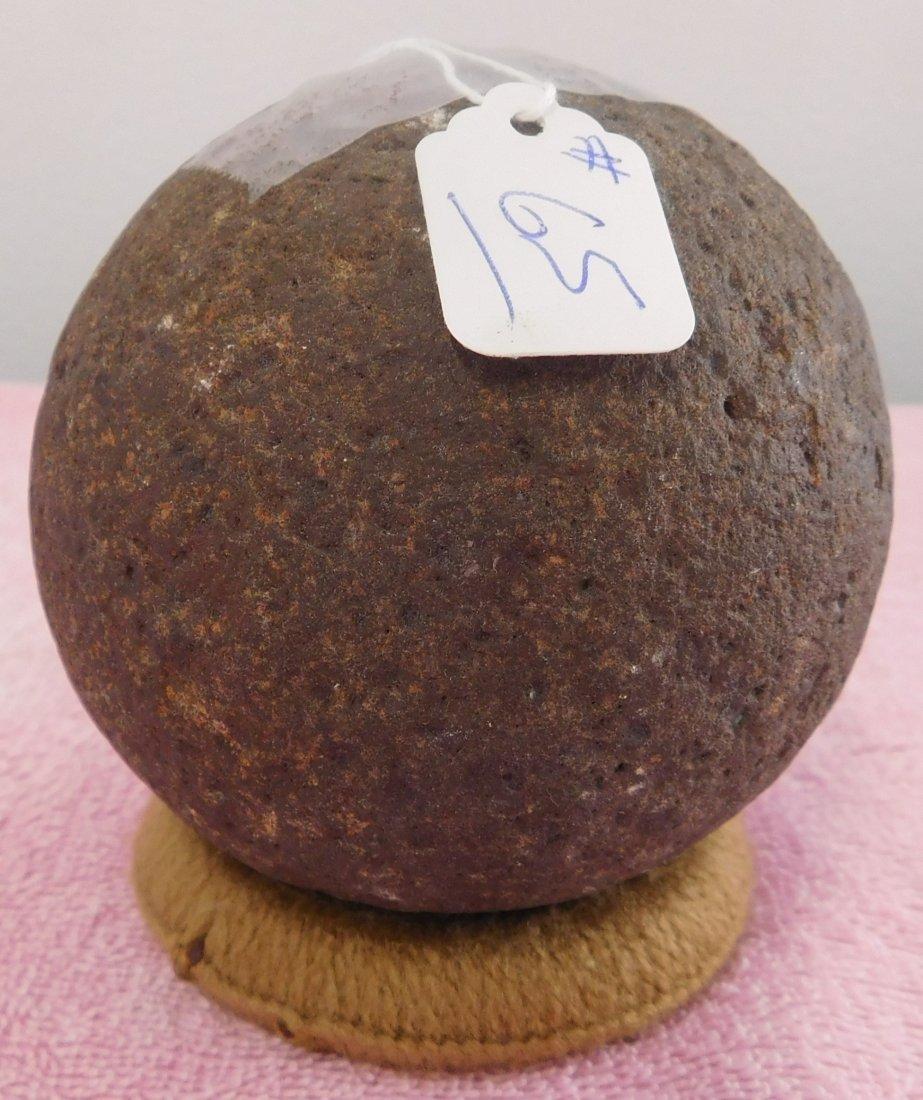 Stone Game Ball