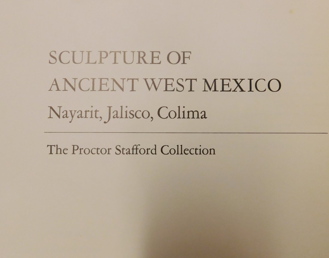 Group of Pre-Columbian Books - 2