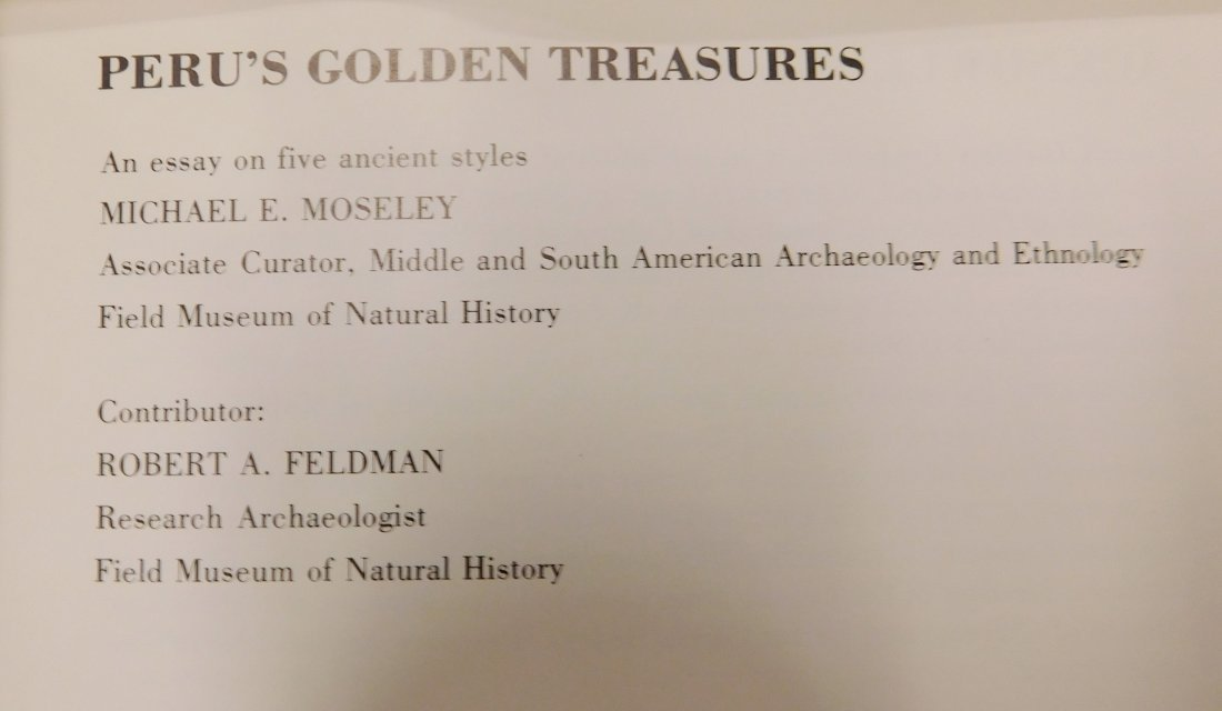 Group of Pre-Columbian Books - 3