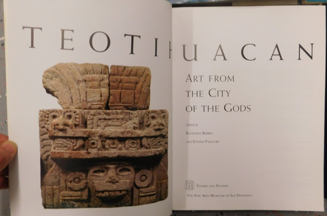 Group of Pre-Columbian Books - 4