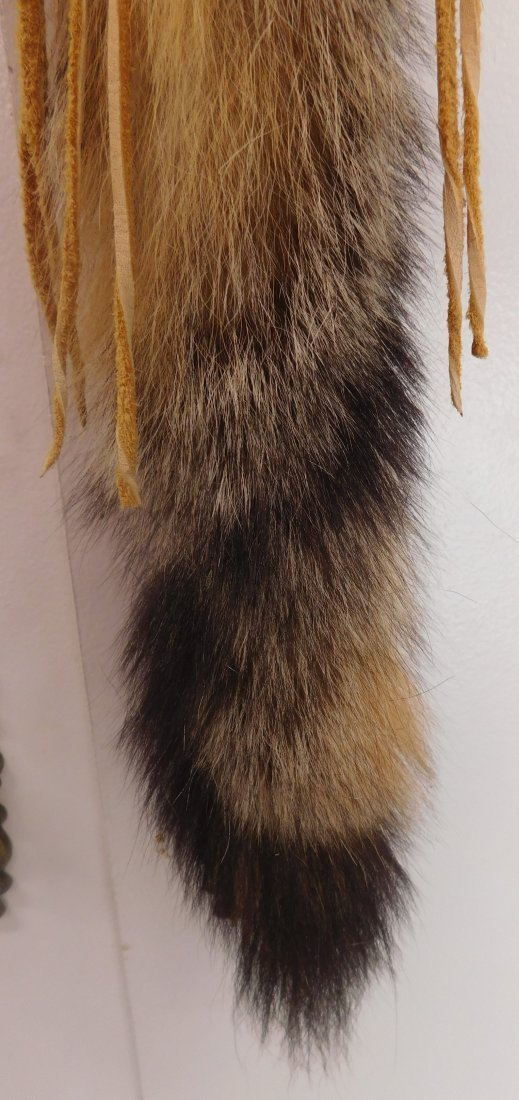 Beaded Fox Hide - 7