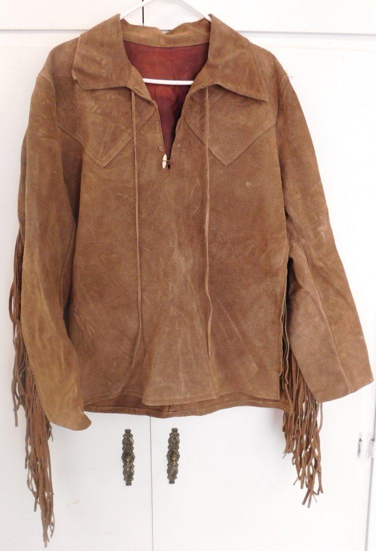 Native American-style War Shirt