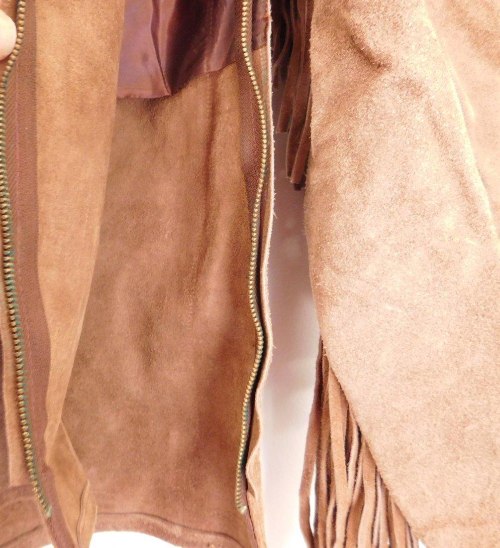 Native American-style War Shirt - 4